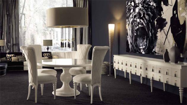 Дизайн интерьера в стиле Арт-деко