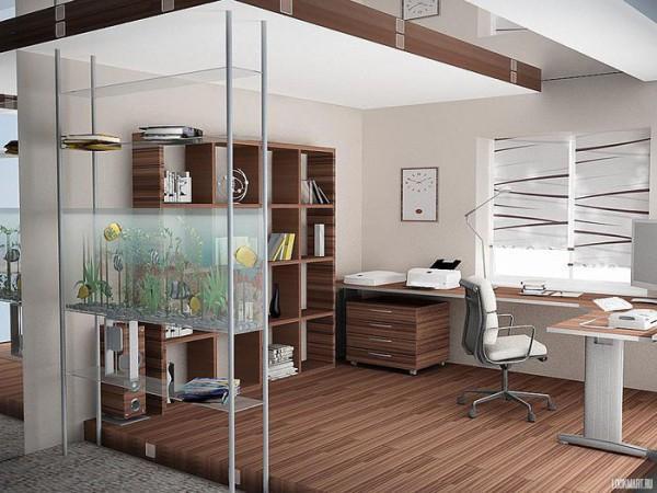 dizajn-interrera-domashnego-kabineta-1